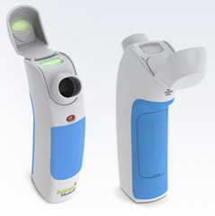 inspiro medical inhaler for cystic fibrosis