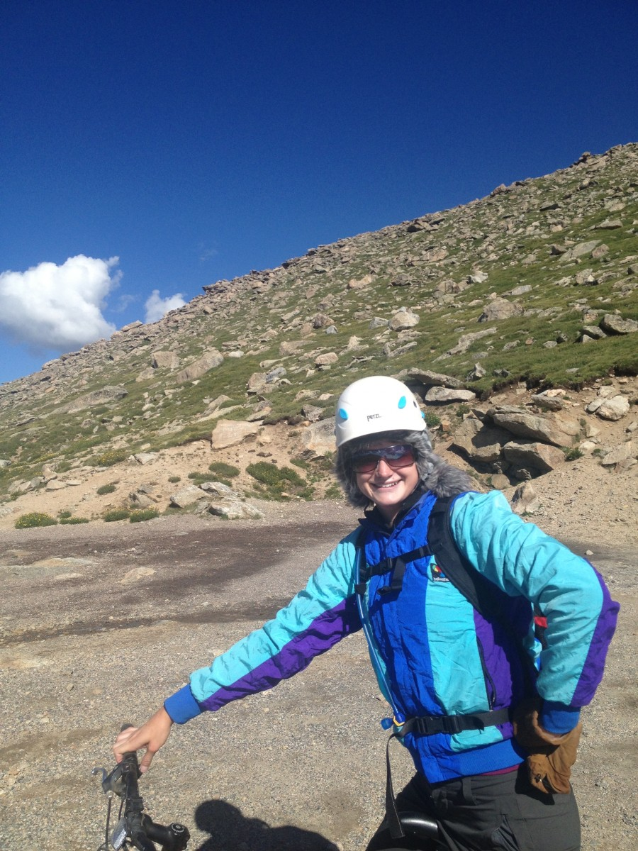 Crystal Climbs for CF: Hiking Against the Odds