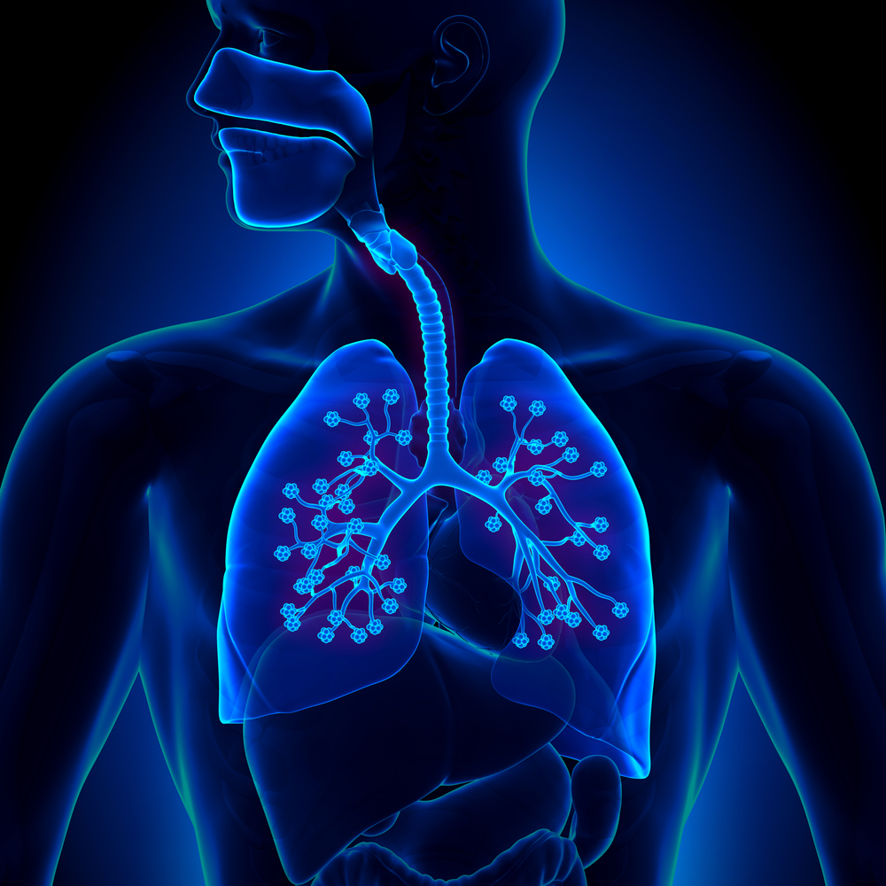 Medication-Blocking Mucus Barrier in Lungs Breached Using Nanoparticles