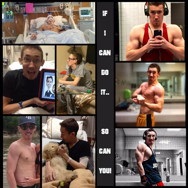 Larry Brian: Bodybuilder, Motivational Vlogger And CF Patient