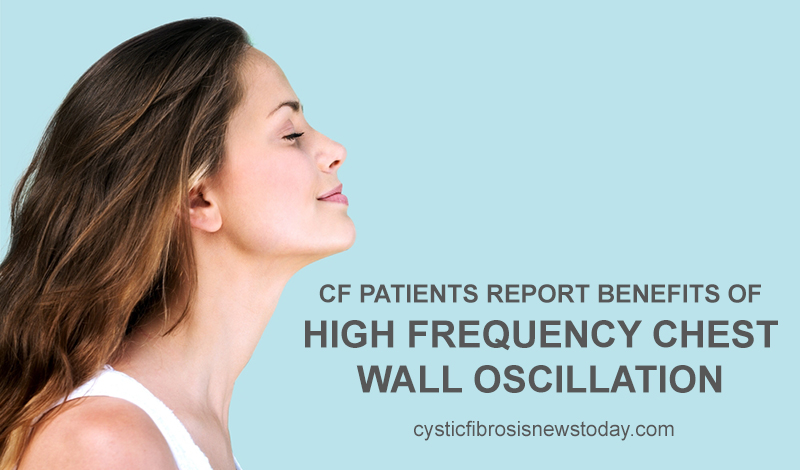 CF Patients Report Benefits of High Frequency Chest Wall Oscillation