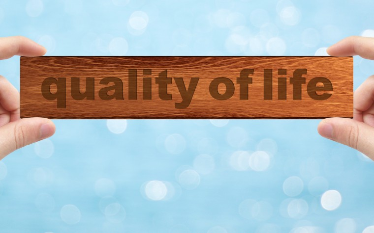Lung exacerbations and quality of life