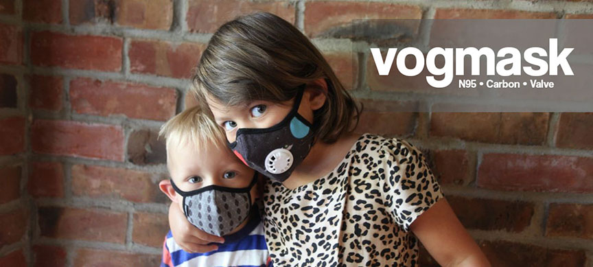 GeneFo Partners with Vogmask to Offer Stylish Way of Avoiding Air Contaminants