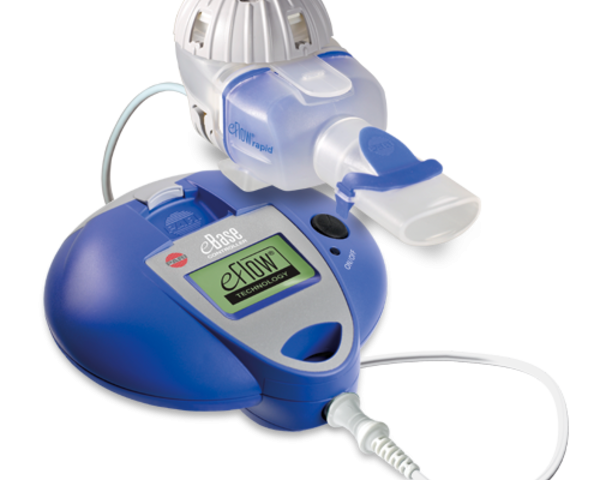 #CHEST2016 – eRapid Device Tracks CF Patient Use of Nebulizer for Better Adherence