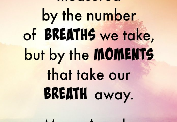 Life Not Measured By Breaths Quote For Cf Cystic Fibrosis News Today