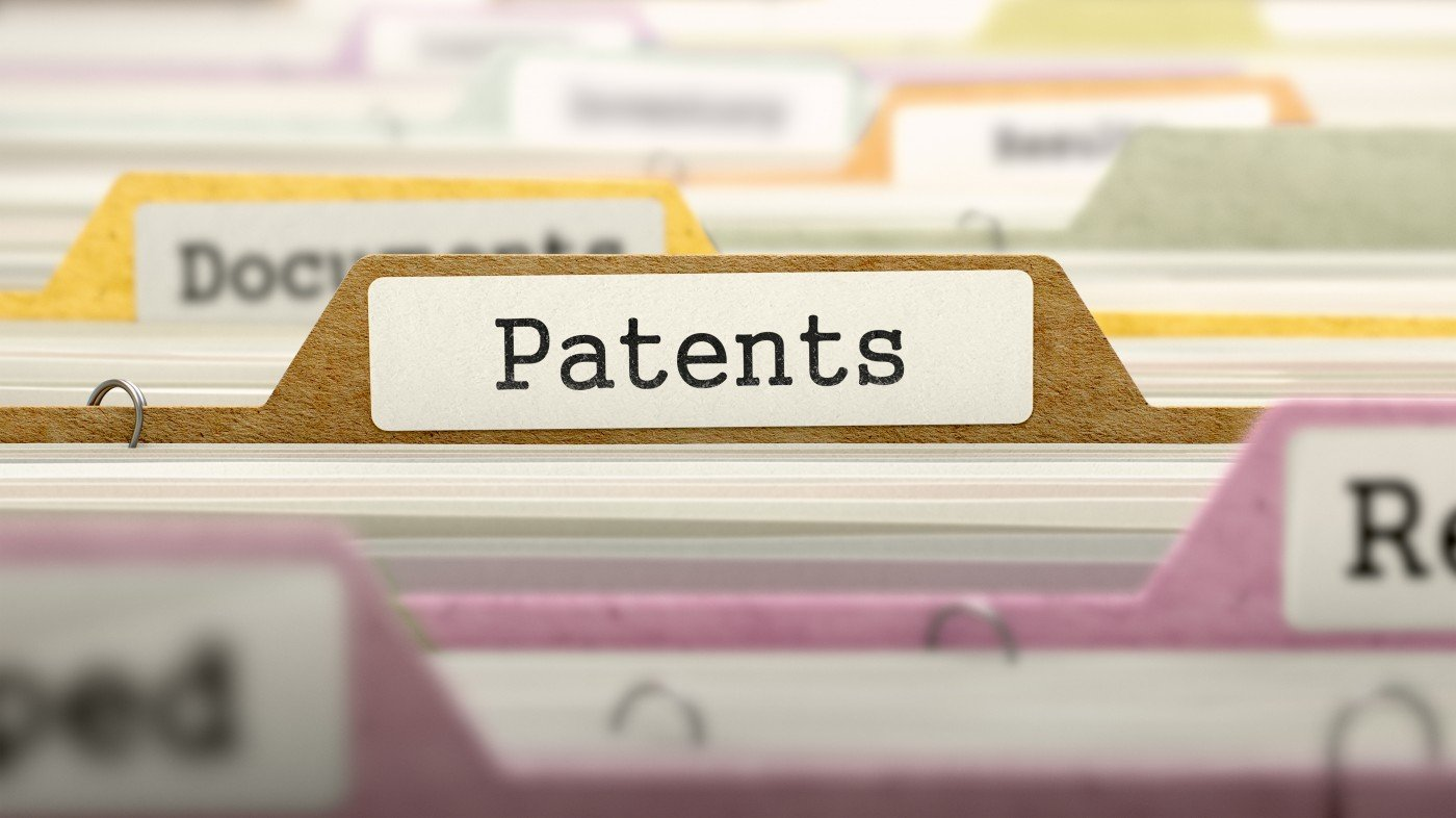 New CF-related patent
