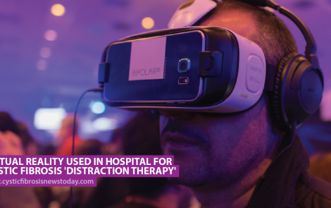 Virtual Reality Used In Hospital For Cystic Fibrosis 'Distraction Therapy'