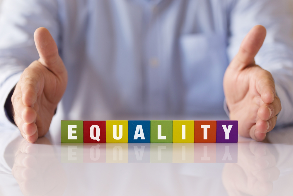equality, opportunities