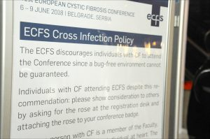 ECFS-infections