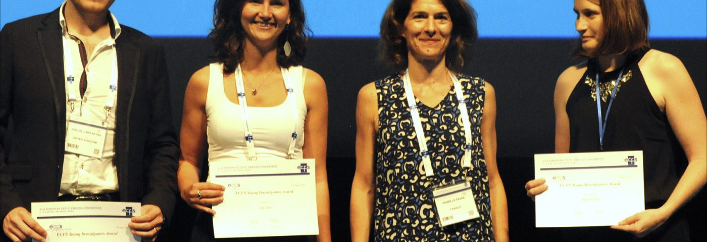 #ECFS2018 – 3 Scientists Win 2018 'Young Investigators Awards' for Innovative CF Research