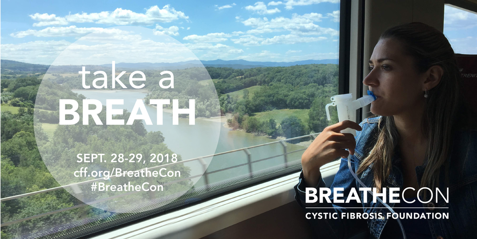 Worthwhile Experiences at BreatheCon, a Virtual CF Conference