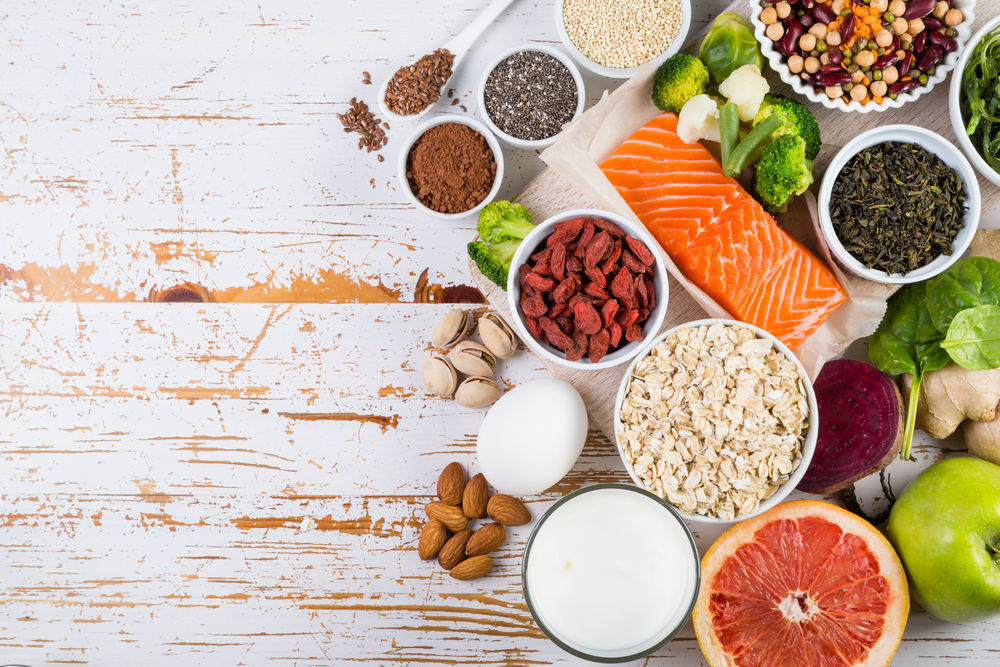 nutrition and lung health