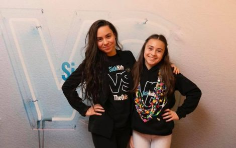 CF Family Friday: The Gaudenzi Mother-Daughter Duo