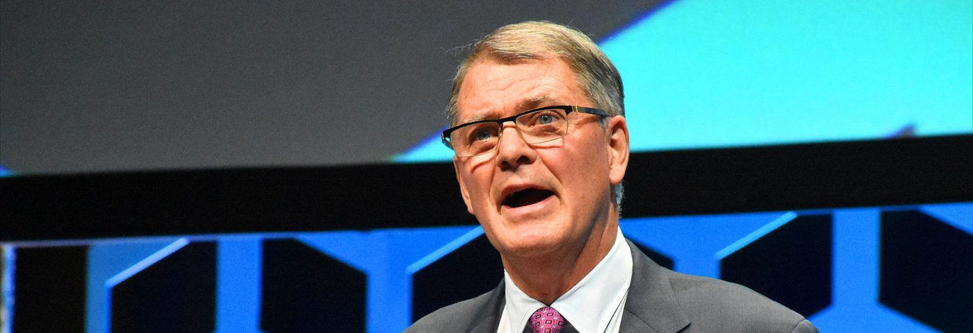 CFF Offers Emotional Send-off to Retiring CEO Preston Campbell
