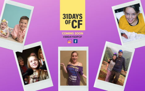 CF Awareness Month Packed With Events, Online and Outdoors