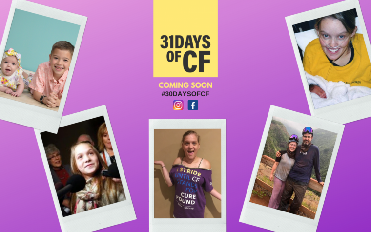 CF Awareness Month