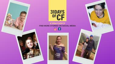 31 Days of CF