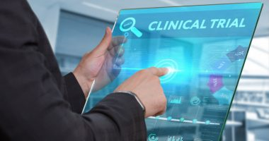 CF triple combination therapy | Cystic Fibrosis News Today | man with clinical trial finder