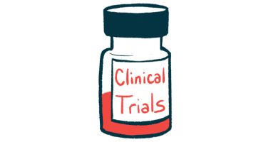 LungFit GO | Cystic Fibrosis News Today | interim pilot trial results | illustration of clinical trial meds bottle