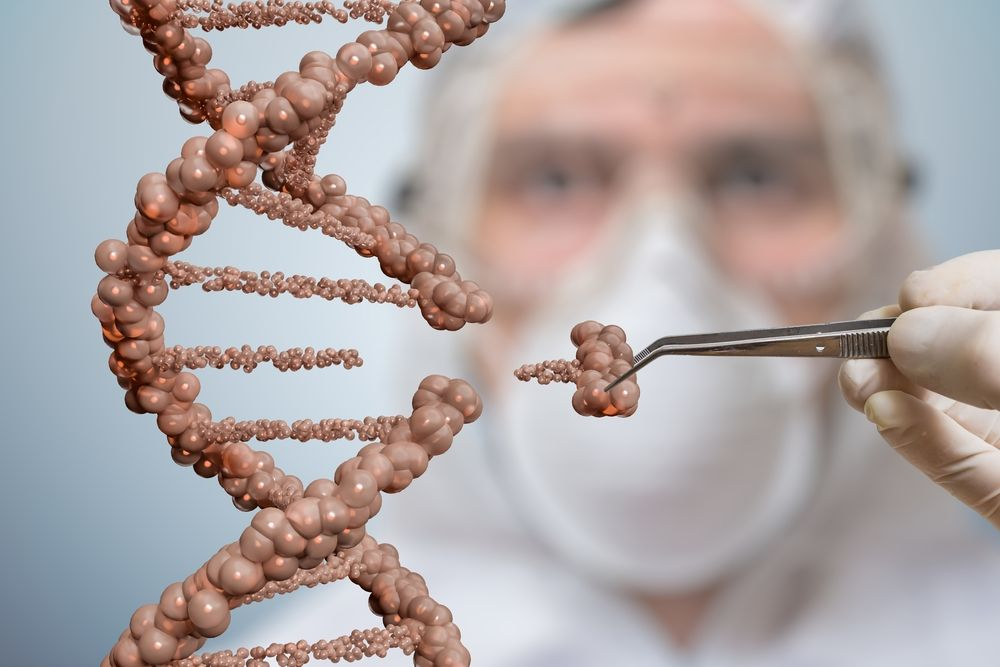 gene editing for CF | Cystic Fibrosis News Today | prime editing to correct gene defects