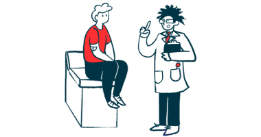 pandemic | Cystic Fibrosis News Today | COVID-19 and socioeconomic impact | illustration of doctor with patient