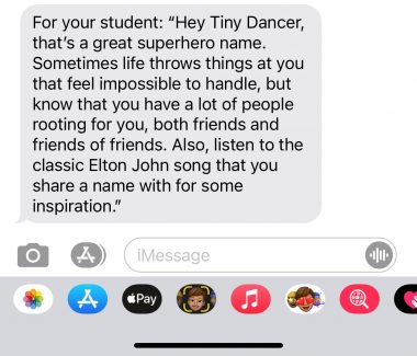 """Miracles 