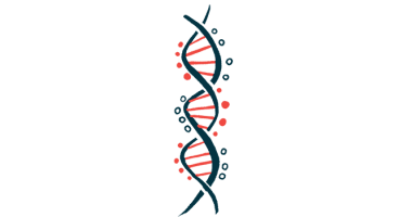 gene editing | Cystic Fibrosis News Today | Cystic Fibrosis Foundation | illustration of DNA strand
